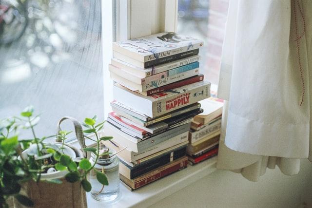 《習慣3》自分の尊敬する人の本を読んだり、音声ファイルを聞く