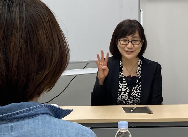 村西千恵さんの「求められる自分らしさ」でキャリアアップした例